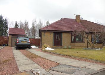 Thumbnail 2 bed semi-detached bungalow for sale in Baldoran Crescent, Balloch, Cumbernauld
