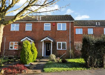 Thumbnail 2 bed terraced house for sale in Oak Tree Close, Colden Common, Winchester, Hampshire