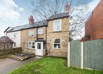 Thumbnail 3 bed semi-detached house for sale in The Green, South Kirkby, Pontefract