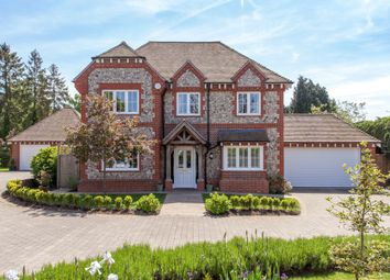 Thumbnail 4 bed detached house for sale in Blandy's Lane, Upper Basildon, Reading