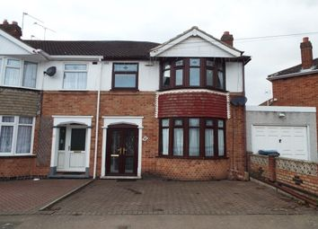 Thumbnail 3 bed end terrace house to rent in Silverdale Close, Aldermans Green