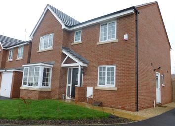 Thumbnail 4 bed detached house to rent in Park View, Castle Bromwich, Birmingham