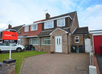 Thumbnail 3 bed semi-detached house for sale in Archers Way, Great Sutton, Ellesmere Port