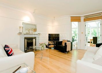 Thumbnail 3 bed flat to rent in King Henrys Road, Hampstead