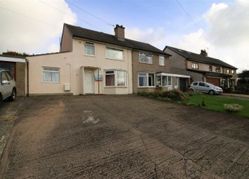 Thumbnail 5 bed semi-detached house for sale in Abbeystead Drive, Scotforth, Lancaster