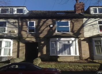 Thumbnail 5 bed terraced house to rent in Western Rd, Sheffield