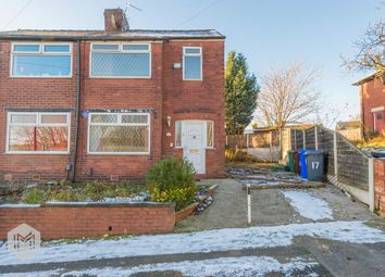 Thumbnail 3 bed semi-detached house for sale in Unsworth Street, Radcliffe, Manchester