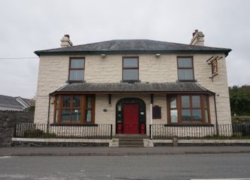 Thumbnail 7 bed detached house for sale in Tyn-Y-Groes, Conwy