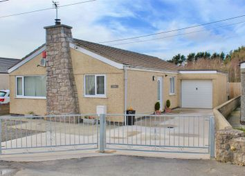 Thumbnail 3 bed detached house for sale in Bodedern, Holyhead, Anglesey.