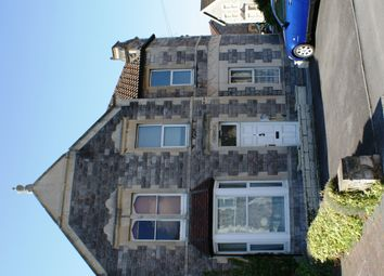Thumbnail 1 bedroom flat to rent in Gordon Road, Weston Super Mare