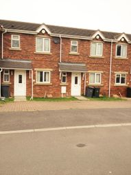 Thumbnail 2 bed town house to rent in Thornwood Close, Thurnscoe