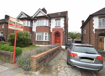 Thumbnail 4 bedroom property to rent in Lullington Garth, London