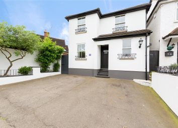 Thumbnail 3 bed detached house for sale in Western Avenue, Brentwood, Essex