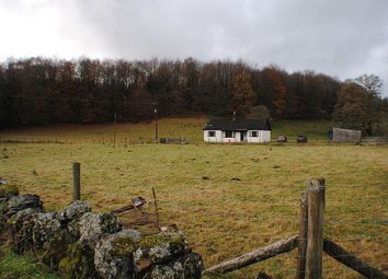 Thumbnail 3 bedroom detached bungalow for sale in Burnfoot, New Galloway