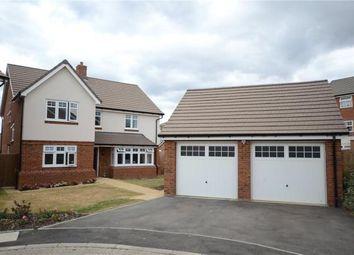 Thumbnail 5 bed detached house for sale in Yalden Close, Wokingham, Berkshire