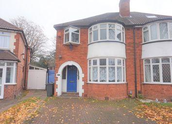 Thumbnail 3 bed semi-detached house for sale in Enstone Road, Erdington, Birmingham