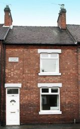 Thumbnail 3 bed terraced house to rent in Wyggeston Street, Horninglow, Burton-On-Trent