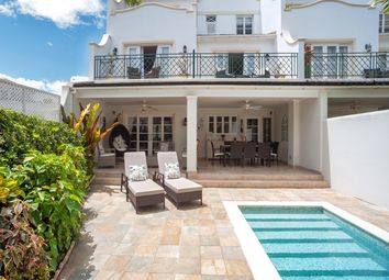 Thumbnail Town house for sale in Calypso, Mullins Bay, St. Peter, Barbados