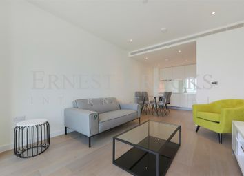 Thumbnail 1 bed flat to rent in Sky Gardens, Nine Elms