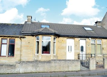 Thumbnail 2 bed cottage for sale in Hareleeshill Road, Larkhall