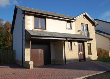 Thumbnail 5 bedroom detached house for sale in Silverholm Drive, Cleghorn, Lanark