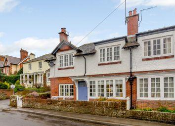 Thumbnail 3 bed end terrace house for sale in Frensham, Farnham