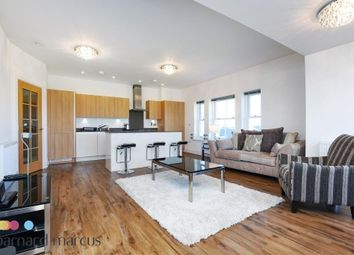 Thumbnail 2 bed flat to rent in Blumenthal Close, Isleworth
