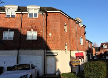 Thumbnail 4 bed town house for sale in Tameside Close, Willenhall