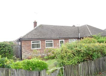 Thumbnail 2 bed semi-detached bungalow for sale in Defoe Road, Ipswich