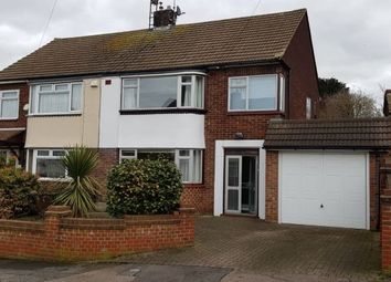 Thumbnail 3 bed property to rent in Sholden Road, Rochester