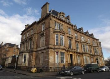Thumbnail 1 bed flat to rent in Woodlands Terrace, Glasgow