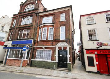 Thumbnail 2 bedroom terraced house for sale in Hall Plain, Great Yarmouth