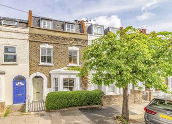 Thumbnail 4 bed terraced house for sale in Knowsley Road, London