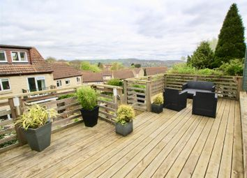 Thumbnail 4 bedroom link-detached house for sale in Langdon Road, Bath