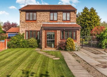 Thumbnail 4 bed detached house for sale in Brafferton Close, Newton Aycliffe