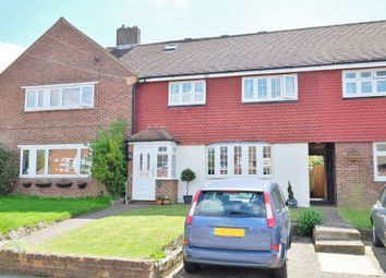 Thumbnail 4 bed terraced house for sale in Arundel Drive, Chelsfield, Orpington