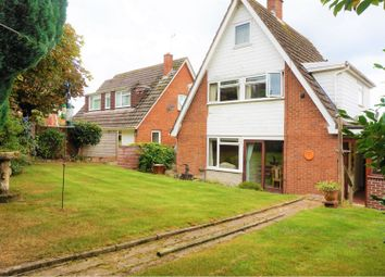 3 bed detached house for sale in Withy Close, Tiverton EX16