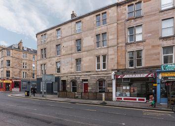 Thumbnail 1 bed flat for sale in Brougham Street, Edinburgh