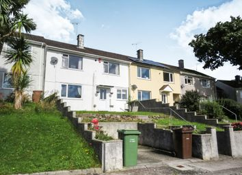 Thumbnail 3 bed terraced house for sale in Drayton Road, Plymouth