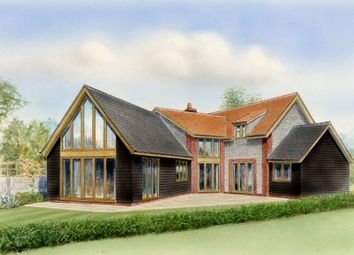 Thumbnail 5 bedroom detached house for sale in Chishill Road, Heydon, Royston
