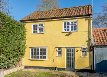 Thumbnail 1 bed semi-detached house for sale in The Street, Chelsworth, Ipswich, Suffolk