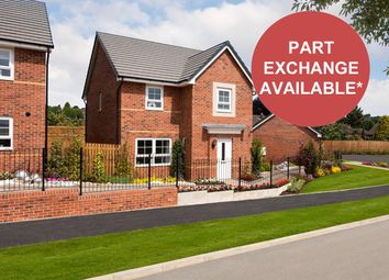 "Thumbnail 4 bedroom detached house for sale in ""Kingsley"" at Holme Way, Gateford, Worksop"