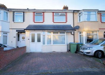 Thumbnail 3 bed terraced house for sale in Kent Grove, Fareham