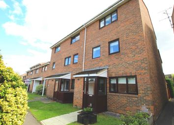 Thumbnail 4 bed town house for sale in Cardinal Close, Caversham, Reading