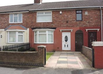 Thumbnail 3 bed terraced house to rent in Homestall Road, Norris Green, Liverpool