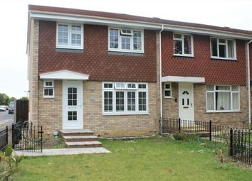 Thumbnail 3 bed end terrace house to rent in Fleetside, West Molesey