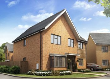 Thumbnail 4 bedroom detached house for sale in Campden Road, Long Marston, Stratford-Upon-Avon