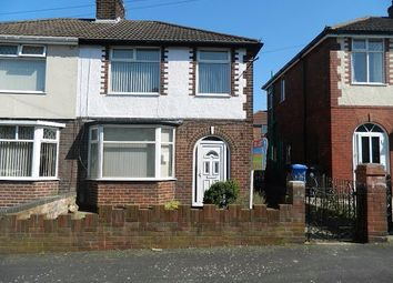 Thumbnail 3 bed terraced house to rent in Grange Road, Runcorn, Cheshire