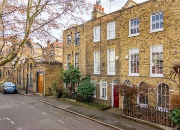 Thumbnail 3 bed terraced house for sale in Montford Place, Kennington, London