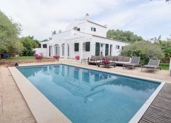 Thumbnail 4 bed villa for sale in Trebaluger, Trebaluger, Es Castell